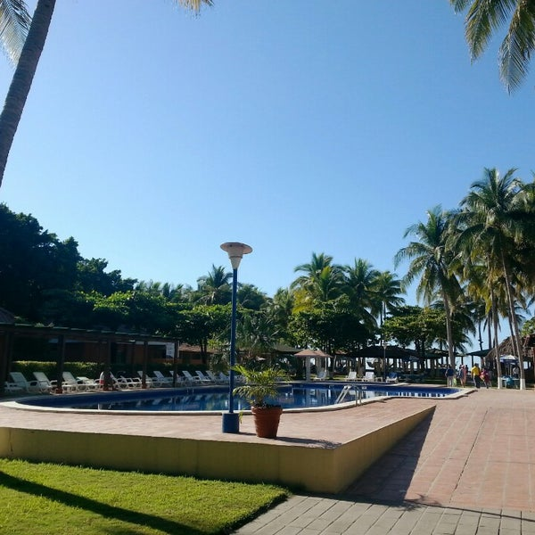 Foto tomada en HOTEL PACIFIC PARADISE por Valerita S. el 1/1/2014