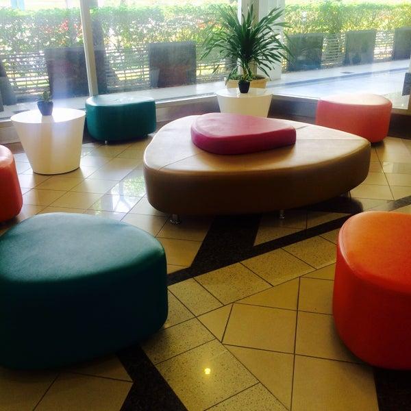 Photo taken at Globe Telecom IT Plaza by Karna D. on 4/28/2016