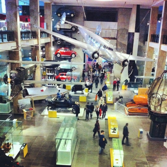 Photo taken at Science Museum by Futurissimo on 10/22/2012
