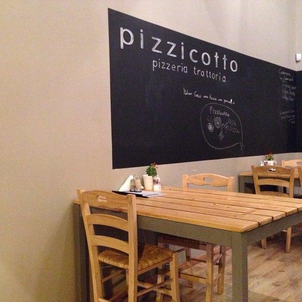 Photo taken at Pizzicotto by Eleni C. on 10/23/2013