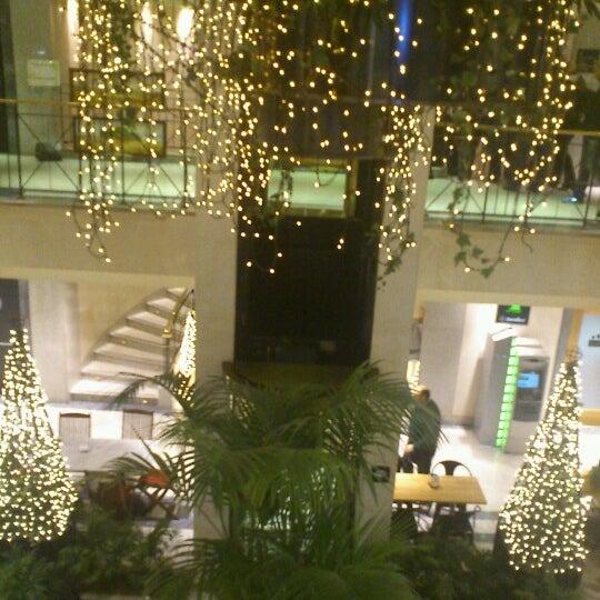 El jard n de serrano shopping mall in recoletos for Jardin de serrano