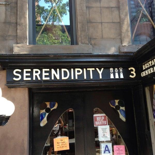 Photo taken at Serendipity 3 by Brenda N. on 7/17/2013