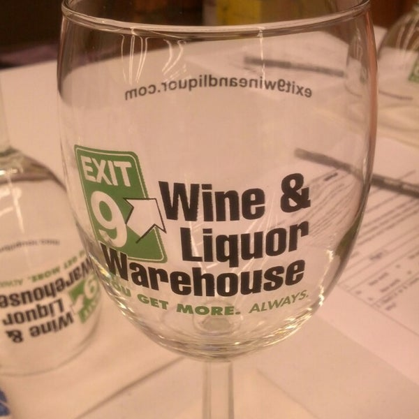 Exit 9 Wine & Liquor Warehouse - 20 tips