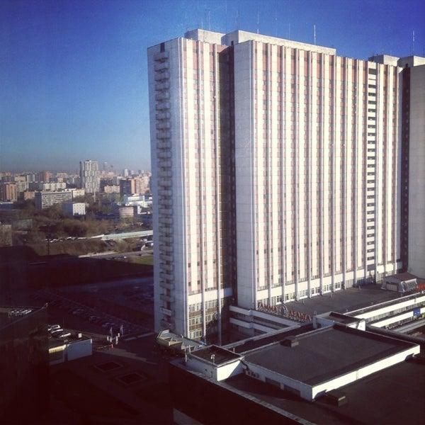 Снимок сделан в Измайлово «Альфа» пользователем Ульяна В. 5/2/2013