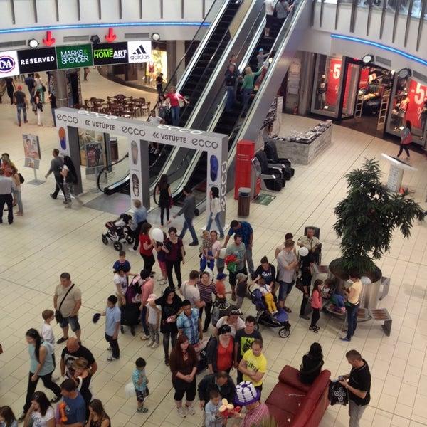 Photo taken at Atrium Optima by Iwan K. on 6/15/2014