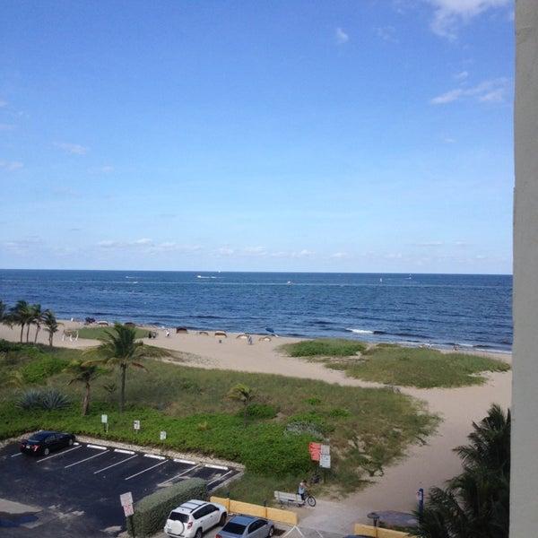 Das Foto wurde bei Marriott Pompano Resort and Spa von Brad C. am 9/21/2013 aufgenommen