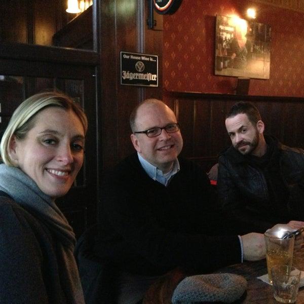 Photo taken at Rosie's Pub by Jeremy T. on 2/2/2013