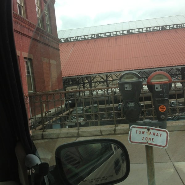 Photo taken at Amtrak: Harrisburg Transportation Center (HAR) by Savannah L. on 3/12/2013