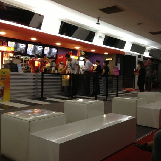 Photo taken at Cinemaximum by Sevii❣ on 11/5/2012