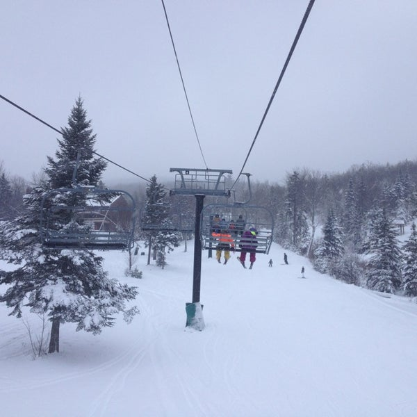 Photo taken at Bretton Woods by Lauren C. on 12/30/2012