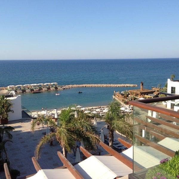 6/20/2013 tarihinde Oğuzcan...ziyaretçi tarafından Cratos Premium Hotel & Casino'de çekilen fotoğraf