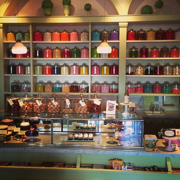 Photo taken at Miette Patisserie by Liam S. on 7/14/2013