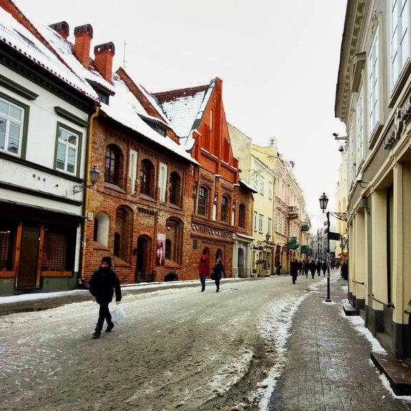 Photo taken at Aula by Andriy U. on 2/1/2017