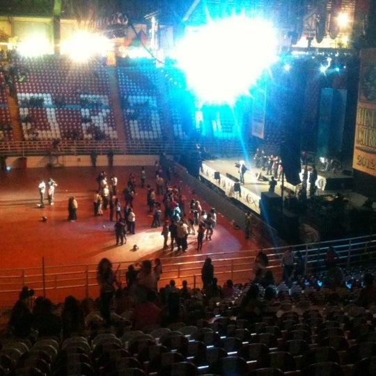 Foto tomada en Fiestas de Octubre por Noe H. el 11/1/2012