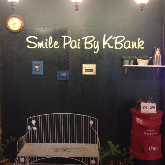 Photo taken at Kasikorn bank by Bi-Pai K. on 12/17/2012