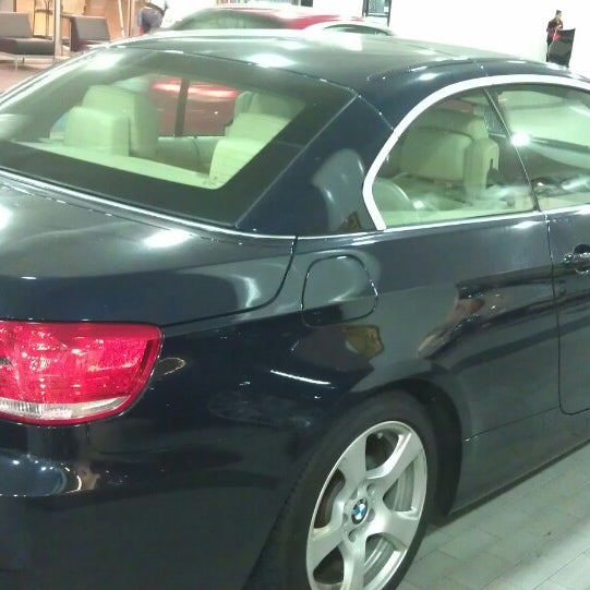 Photo taken at BMW of Beverly Hills Service Department by Juan L. on 6/3/2013