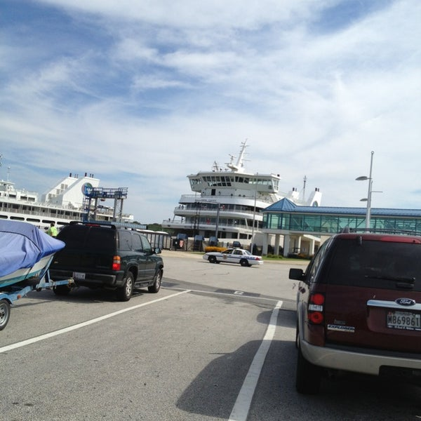 Photo taken at Cape May-Lewes Ferry | Cape May Terminal by Tara G. on 7/27/2013