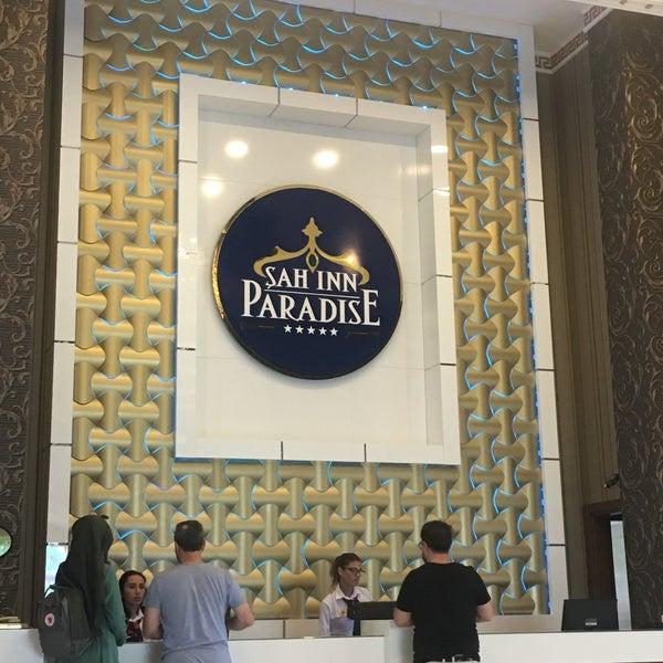 8/29/2018 tarihinde Fatma O.ziyaretçi tarafından Şah Inn Paradise'de çekilen fotoğraf
