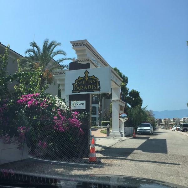 9/16/2017 tarihinde Fatma O.ziyaretçi tarafından Şah Inn Paradise'de çekilen fotoğraf