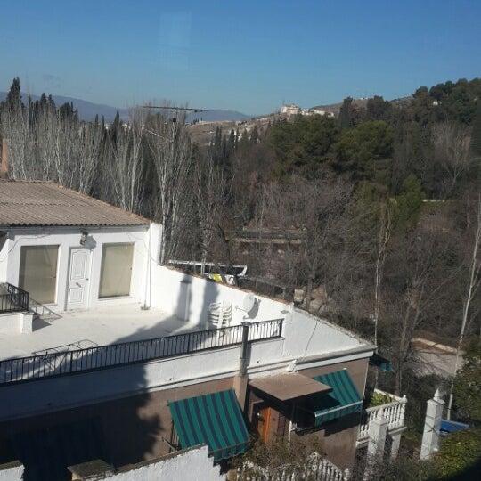Photo taken at Hotel Alixares by Fırat Ö. on 12/29/2013
