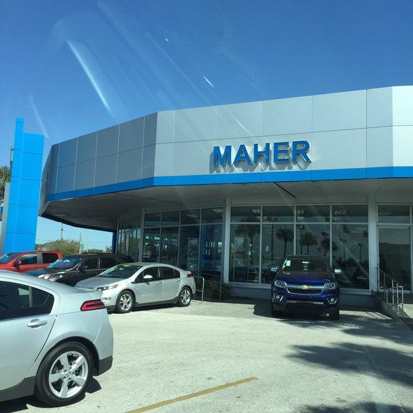 Photos at Maher Chevrolet - Saint Petersburg, FL