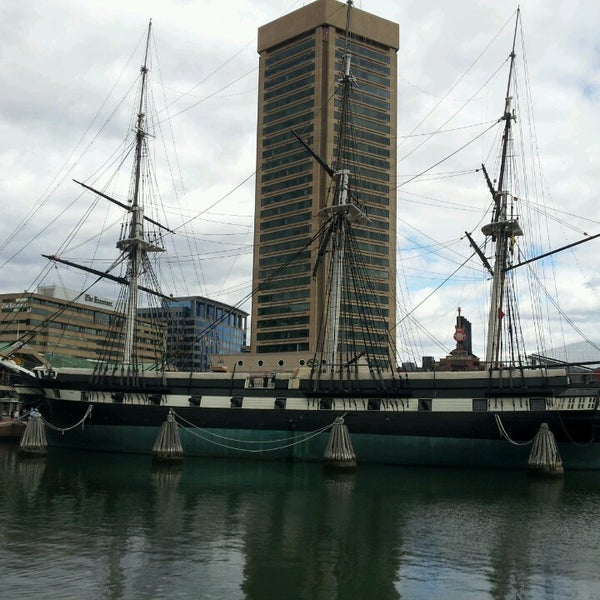 Photo taken at USS Constellation by David S. on 3/29/2013
