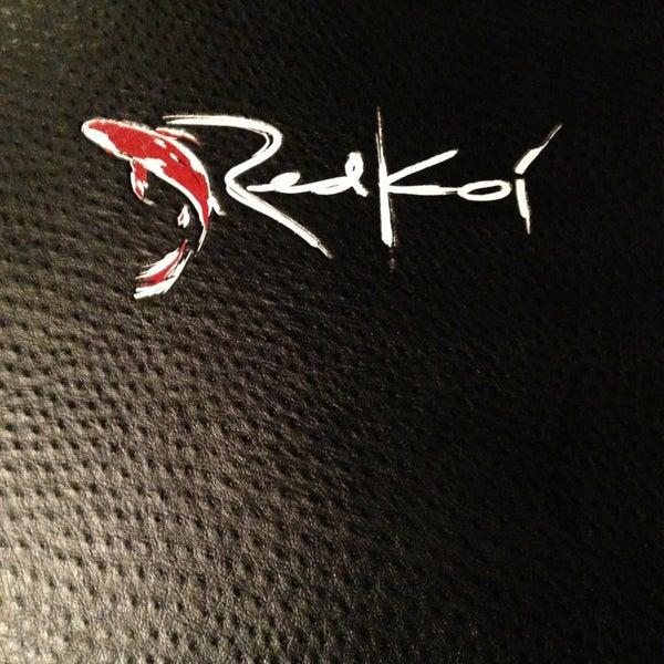 Foto tomada en Red Koi Thai & Sushi Lounge por Lao R. el 5/7/2013