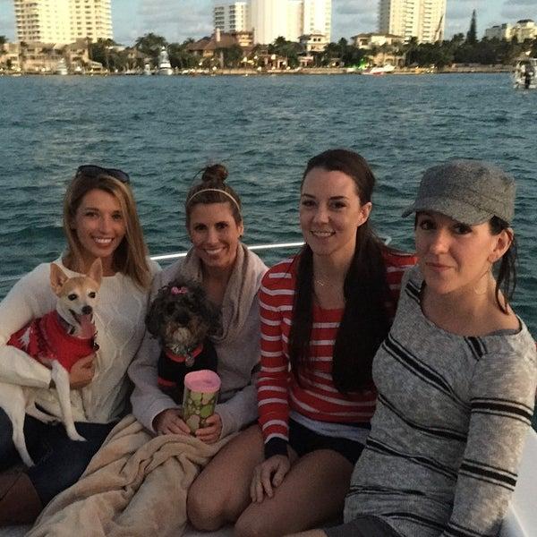 Photo taken at Lake Boca Raton by Vanessa P. on 12/6/2014