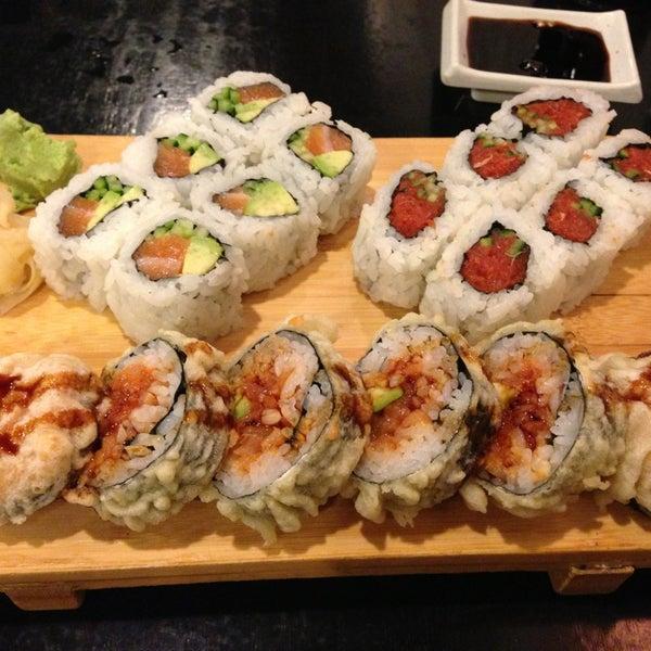 Nama Sushi - 18 tips