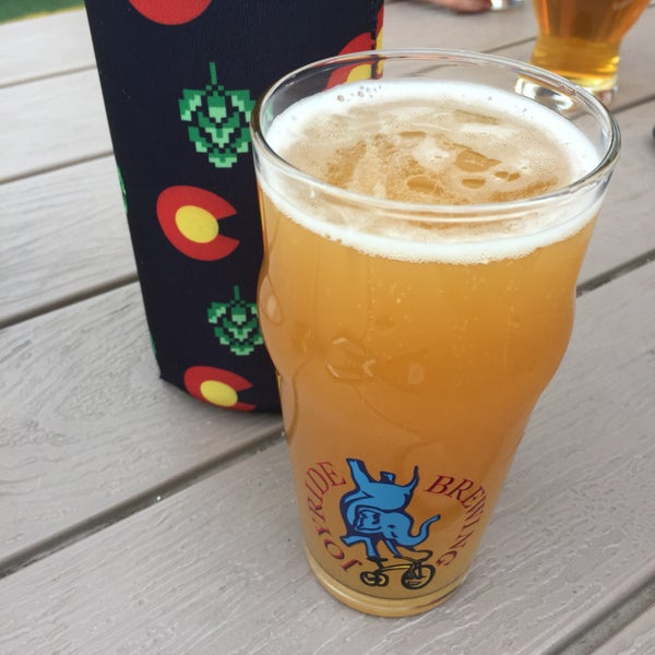 Photo taken at Joyride Brewing Company by Chris H. on 6/29/2017