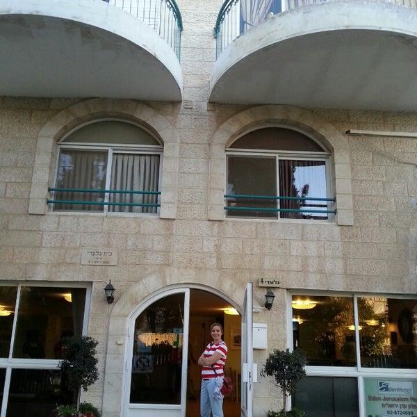 Eden Resort Suites: שלם, ירושלים