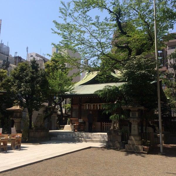 Photo taken at 大塚天祖神社 by satoshi on 4/25/2017