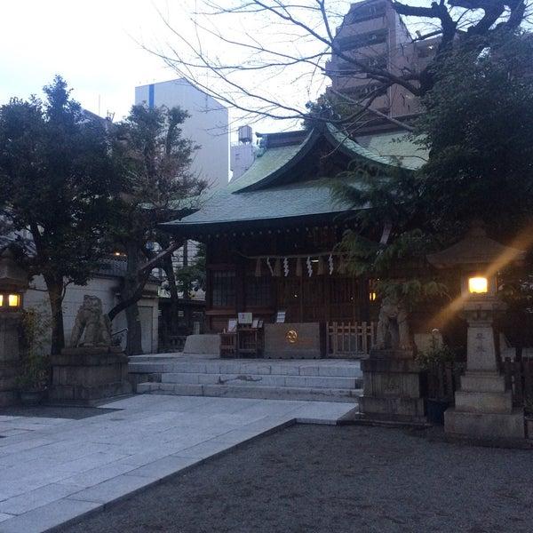 Photo taken at 大塚天祖神社 by satoshi on 3/14/2017