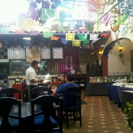 Foto tomada en La Parrilla Cancun por Juan T. el 11/11/2012