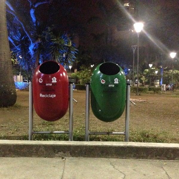 Photo taken at Parque Las Palmas by Jorge D. on 2/20/2014
