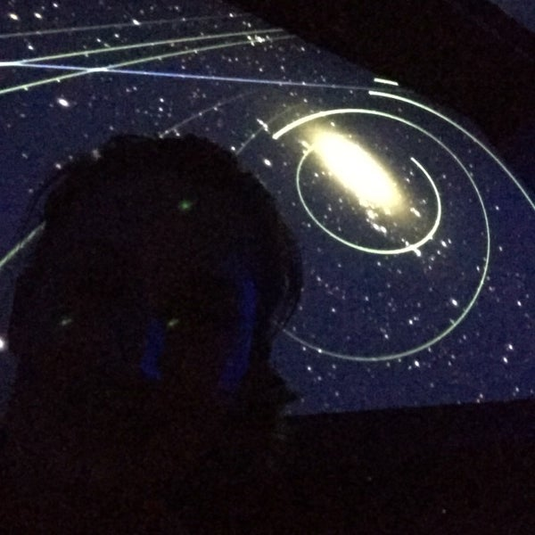 Photo taken at Morrison Planetarium by Danielle S. on 3/10/2017