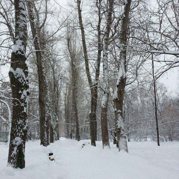 Снимок сделан в Щемиловский детский парк пользователем Volodia Shadrin 3/15/2013