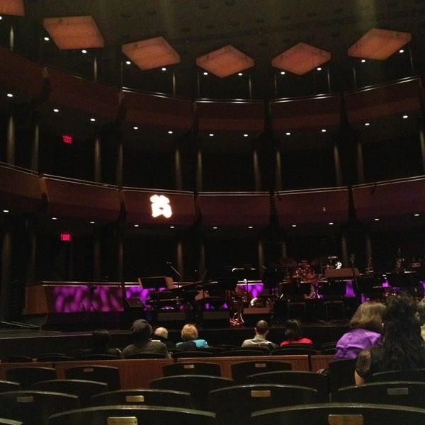 Photo taken at Rose Theater by Ken B. on 2/23/2013