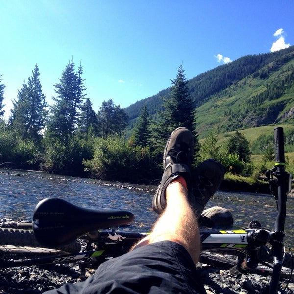Photo taken at Crested Butte, CO by Greg N. on 8/7/2014