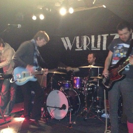 Foto tomada en Wurlitzer Ballroom por Jorge L. el 12/13/2012
