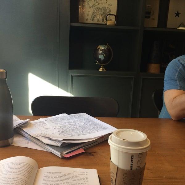 Photo taken at Starbucks by David F. on 4/15/2017