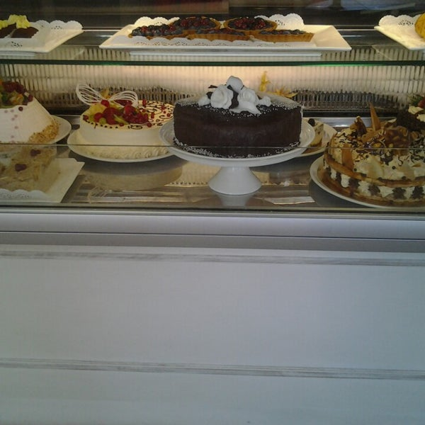 Тортики:-)