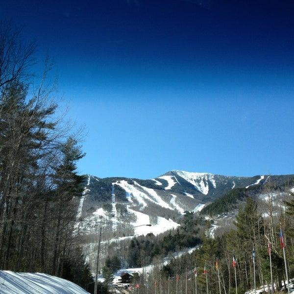 Photo taken at Whiteface Mountain by Sarah W. on 3/9/2013