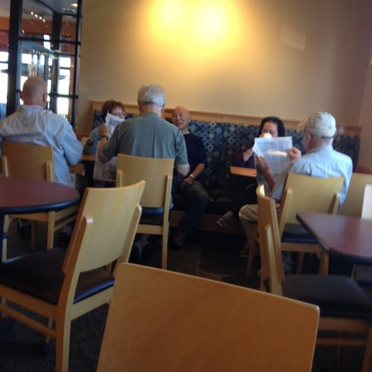Photo taken at Panera Bread by Marie D. on 11/4/2012