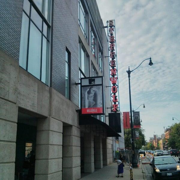 Photo taken at Steppenwolf Theatre Company by Matt M. on 7/9/2013
