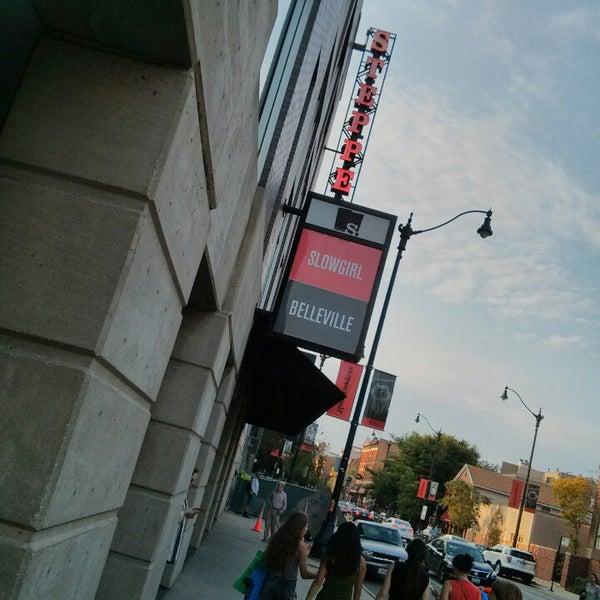 Photo taken at Steppenwolf Theatre Company by Matt M. on 8/1/2013