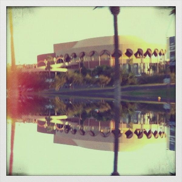 Photo taken at ASU Gammage by Daniel C. on 10/30/2012