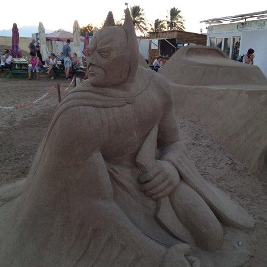 9/24/2012 tarihinde Zeynep G.ziyaretçi tarafından Sandland'de çekilen fotoğraf