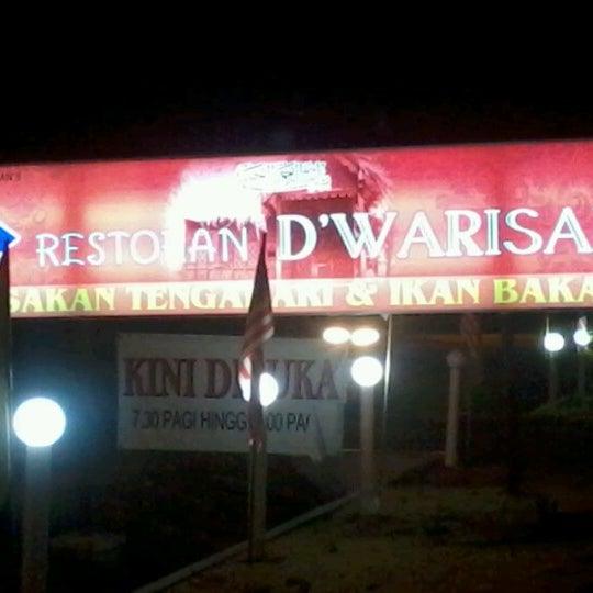 Photo taken at Restoran D'Warisan by Mohd Hairunizam I. on 12/10/2012