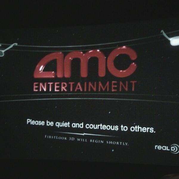 Photo taken at AMC Columbia 14 by MonaLisa O. on 5/4/2013